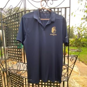 Park & Rec - One of a kind - Nike Dri-fit polo